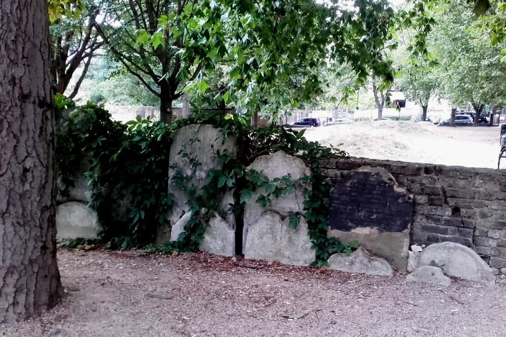 joseph grimaldi park cementerio tumba londres