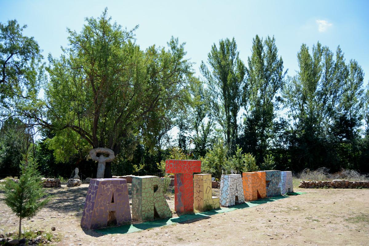 Territorio Artlanza, la escultura más grande del mundo