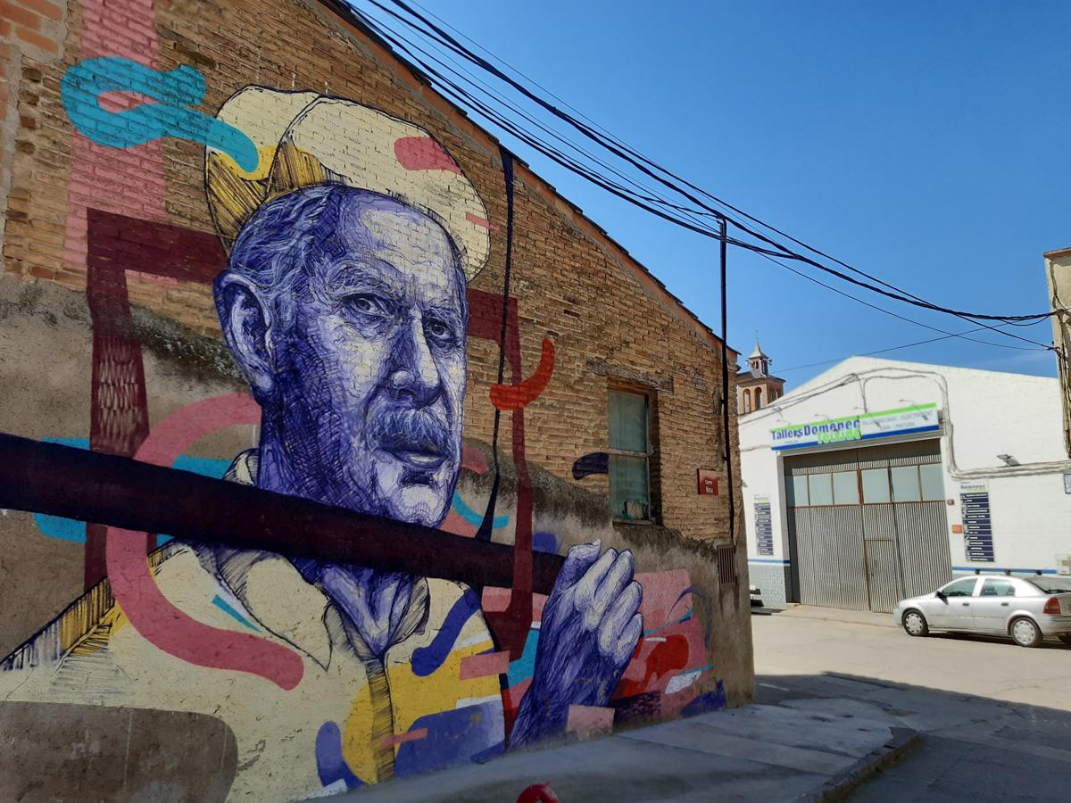 street art rural