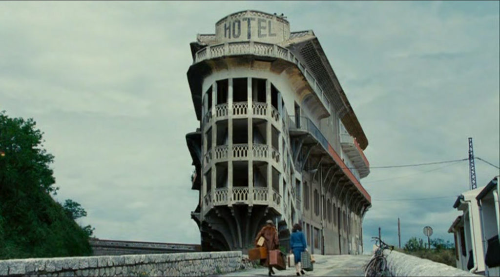 Hotel Belvedere du Rayon Vert