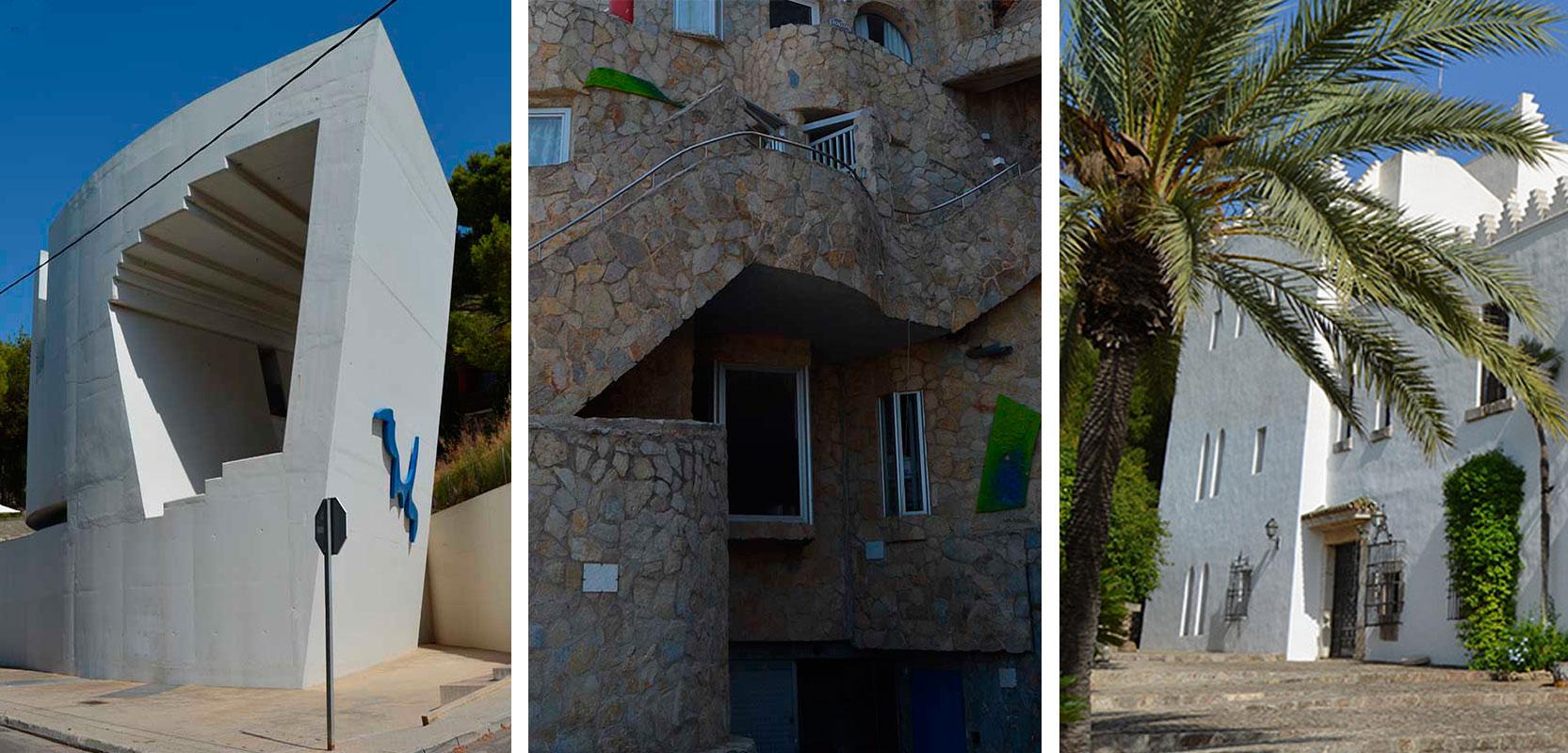 Tres originales espacios de arte en Mallorca