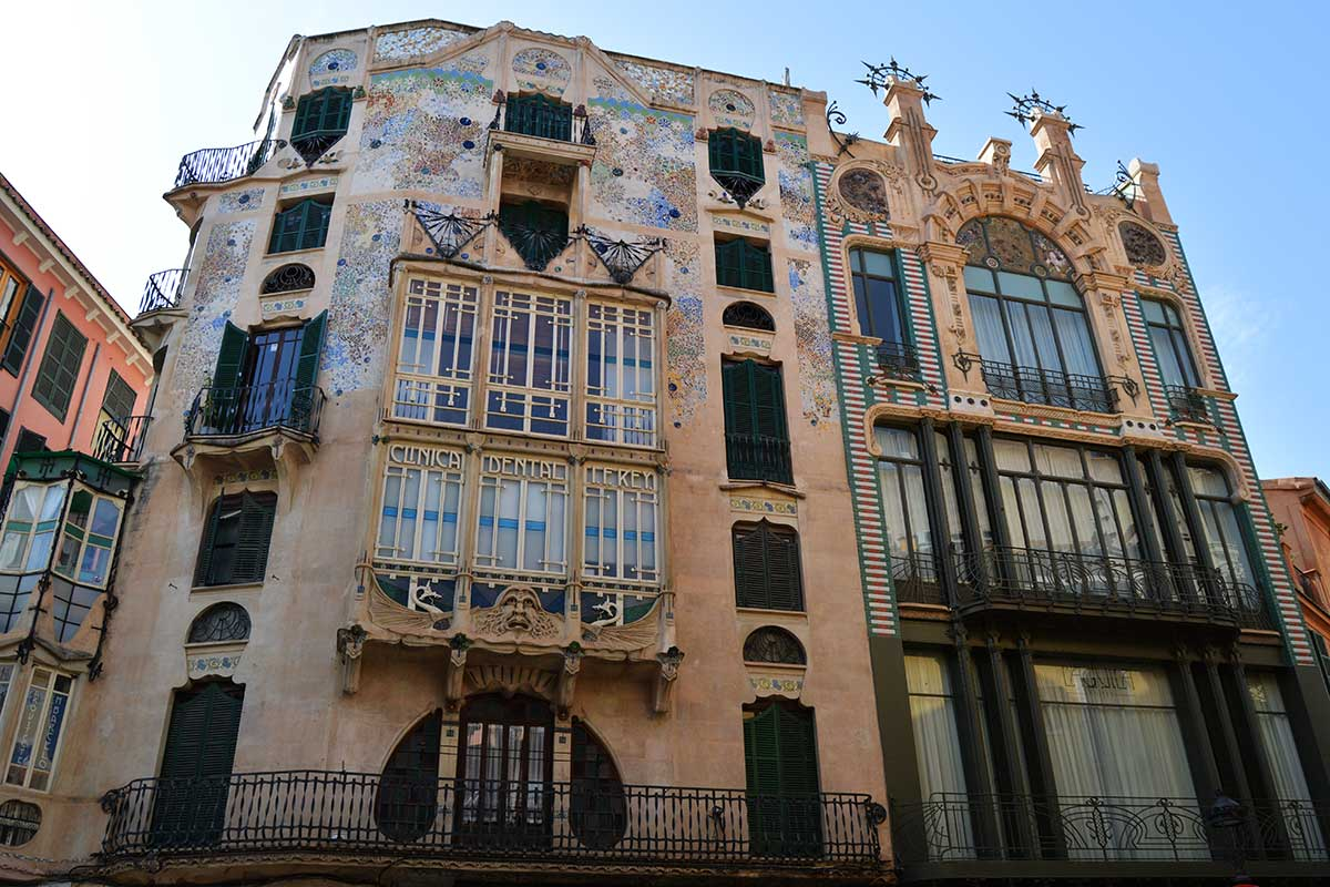 Un paseo por Palma modernista