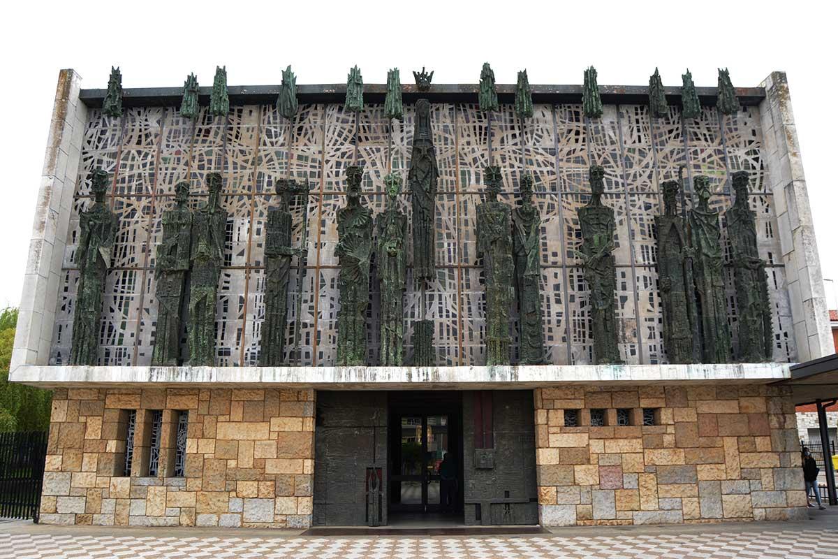 Basílica de la Virgen del Camino