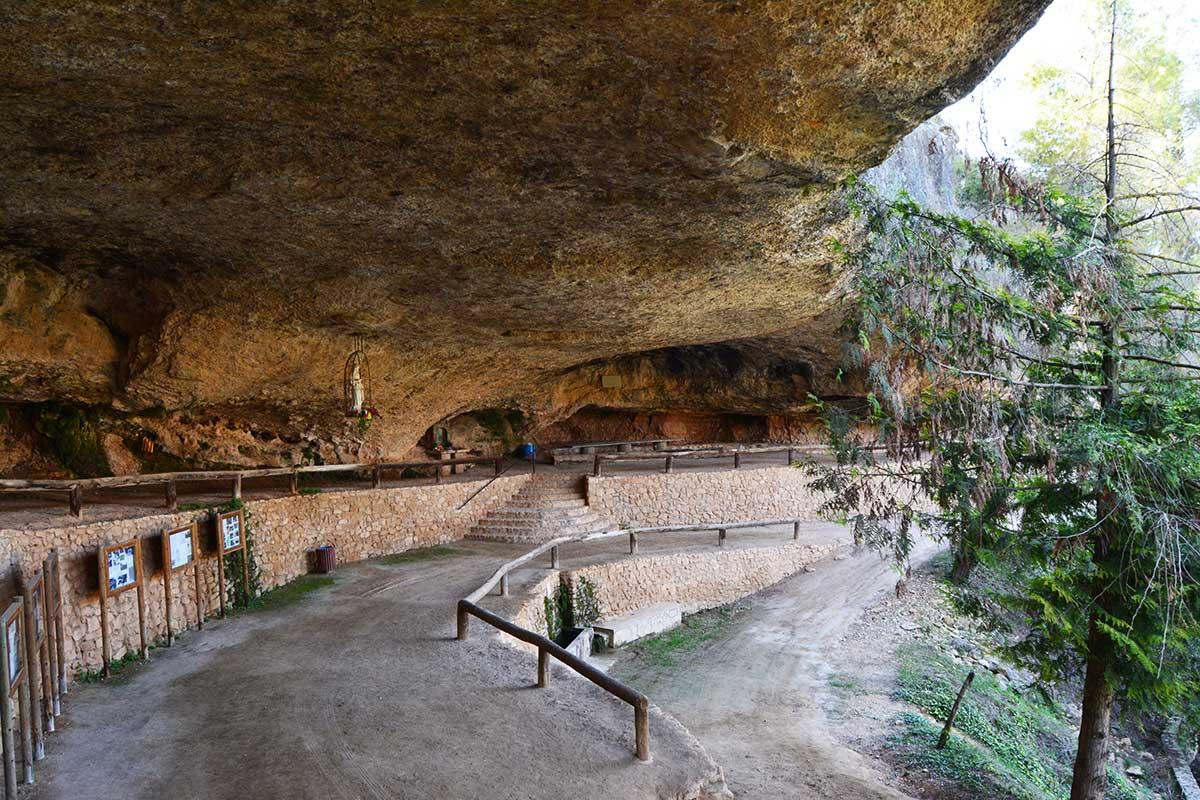 Cueva Hospital de Santa Llúcia